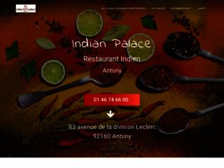 Restaurant Indien Antony