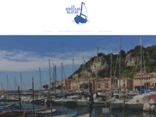 La Barque Bleue, restaurant à 7 quai  des Deux Emmanuels