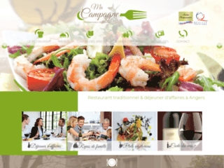 Restaurant Ma Campagne à Angers