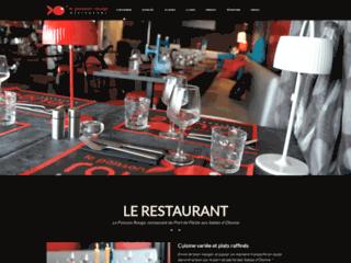 Détails : Restaurant Sables d'Olonne Le Poisson Rouge