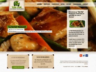 Détails : Restotuktuk.com , mangez Thailandais à Quimper