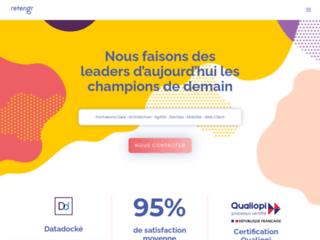 Organisme de formation IT à Paris et Toulouse