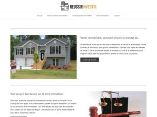 Réussir Investir : le blog de l'immobilier