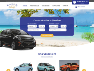 Location auto Guadeloupe - Rev'car