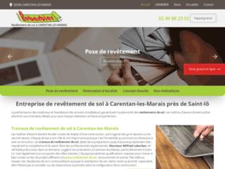 Détails : Entreprise de revêtement de sol Carentan-les-Marais
