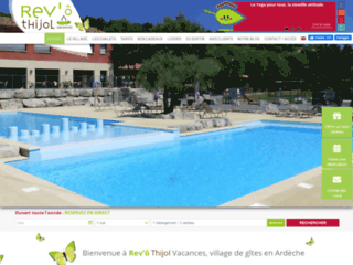 Rev'ô Thijol Vacances