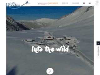 Détails : Restaurant Hotel Les Rhodos La Clusaz en Haute-Savoie