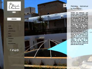 Détails : Riad Kalaa : Location Riad de luxe