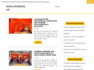 Détails : Riad l'Arabesque à Marrakech