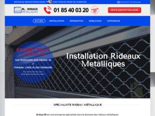 Dépannage Rideau Métallique