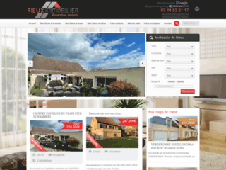 Rieux Immobilier