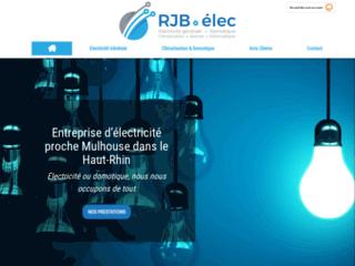 RJB-ELEC, entreprise d'électricité dans le Haut-Rhin