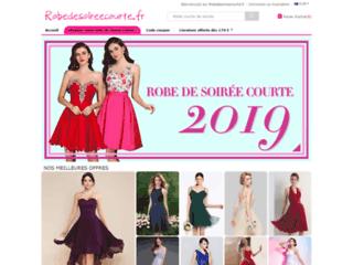 Acheter les robes de cérémonie à prix adorables