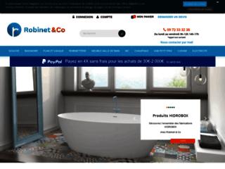 Détails : Robinet cuisine et salle de bain : Mitigeur et robinet thermostatique - Robinetterie