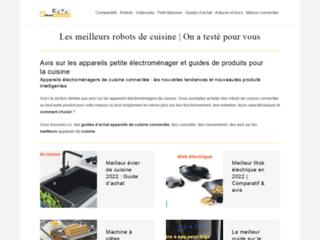 Détails : Robot de cuisine