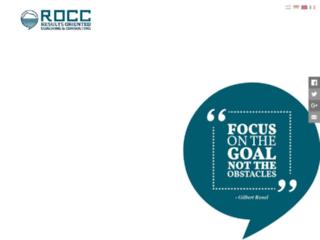 ROCC société de consulting et coaching en leadership