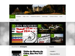 Lycée de formation Rochefeuille