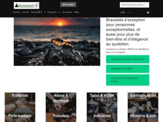 Détails : Boutique de vente de bracelets en pierres naturelles