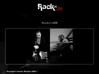 Détails : Rockin'JAM des cours de guitare pour tous
