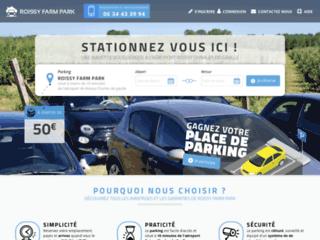 Réserver un parking à côté de l'aéroport de Roissy
