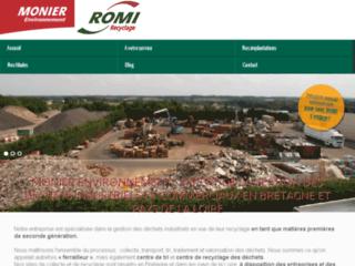 Détails : Collecte, récupération, recyclage de la ferraille et des matériaux non-ferreux