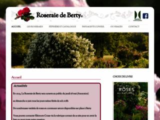 Roseraie de Berty