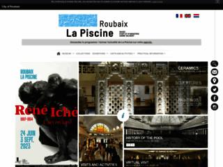 Détails : La Piscine - Musée d'Art et d'Industrie de Roubaix André Diligent