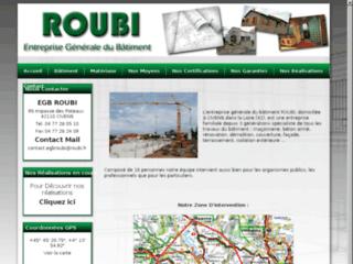 Détails : Roubi Construction Extension Maisons Individuelles Loire