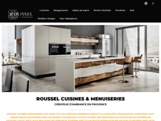Roussel Cuisines & Menuiseries, le créateur d'ambiance