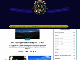 Détails : Royalito - Carnet de road trip