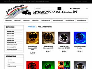www.ruban-led-flexible.fr