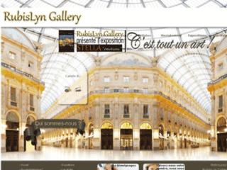Détails : Rubislyn gallery : artistes pop art