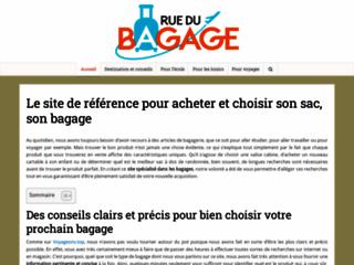 Rue du bagage