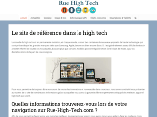 Rue du High Tech