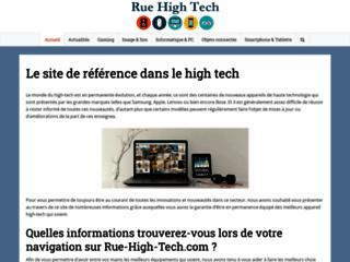 Détails : site de référence dans le high tech