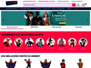 Détails : Déguisement et costume de fête sur Ruedelafete.com