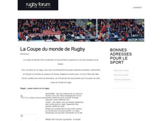 Détails : Rugby-Forum.fr forum de tous les rugbys