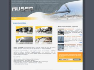 Détails : Russo Yachting, atelier de voilerie