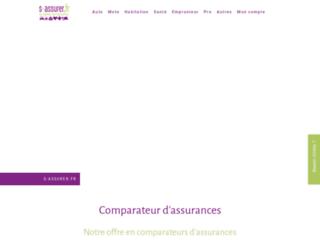Détails : comparateur d'assurance