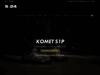 S.24 - Chaussure de sécurité