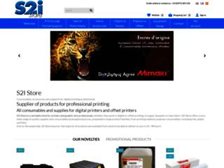 Encres, fournitures et consommables imprimante - S2iDigital