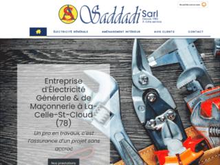Saddadi SARL à La Celle-Saint-Cloud