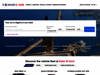 Détails : Location voiture aéroport Alger