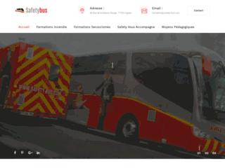 Safety bus | Agent de sécurité incendie