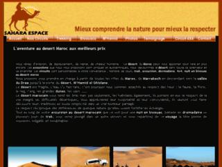 Détails : tour desert maroc