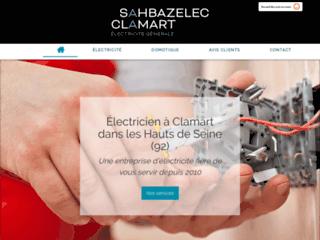 Sahbazelec, entreprise d'électricité à Clamart