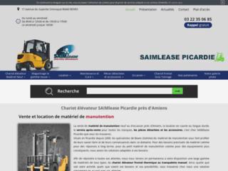 Achat et location de chariot élévateur à Amiens