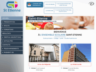 école privée Metz : Saint-Etienne
