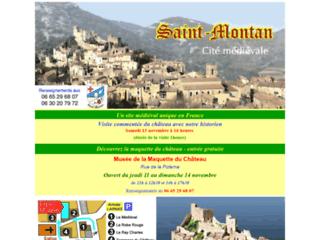 La Cité Médiévale de Saint-Montan