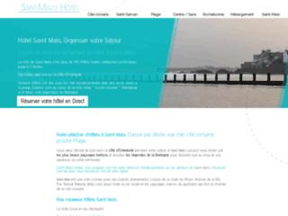 Annuaire saintmalo-hotels votre Guide pour trouver un hôtel à Saint-Malo